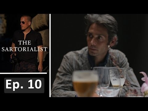 Spain: Dinner Party   Ep. 10   The Sartorialist For AOL On