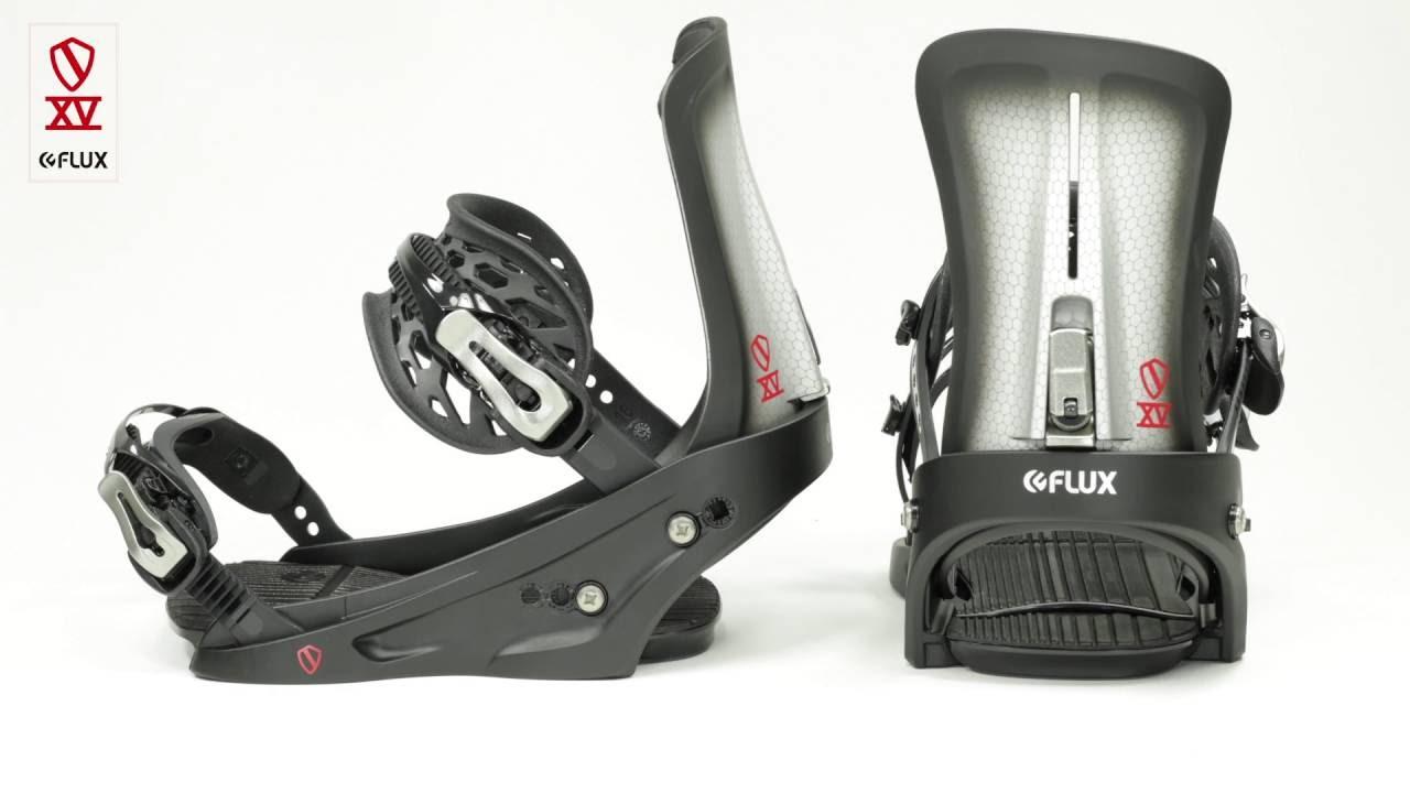 Mens 2020 FLUX XV Snowboard Binding