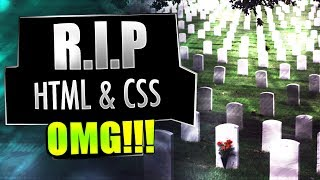 Web Development: Will HTML and CSS be Dead Programming Languages in 2019 | #CodingPhase