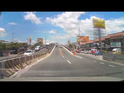 San Fernando Pampanga to Nlex on ramp April 2016