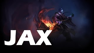 Jax Montage S6 Too Strong