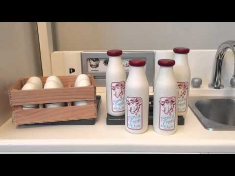Pottery Barn Kids PBK Kitchen Review Part 2 Accesories