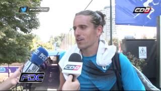 Nueva jornada en el Challenger de Santiago Cachantún Cup