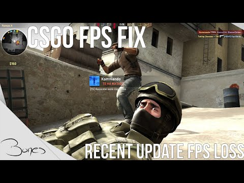 CS:GO Recent Update FPS Fix! (Windows 10) 100 FPS to 300 AGAIN! July 2016