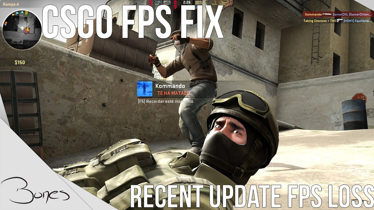 CS:GO NEW FPS BOOST! (Windows 10) 100 FPS to 300+