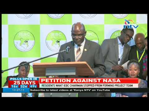Petition against NASA move to remove IEBC officials filed in Nakuru high court