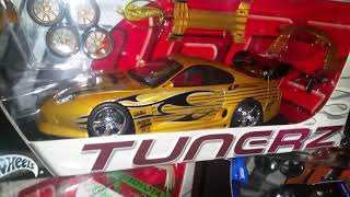 Fast and furious tunerz 1 18 diecast collection