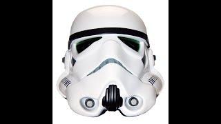 как сделать шлем StormTroopers из Star Wars