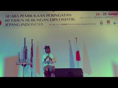 Bali World Music, Gus Teja, SARASWATI
