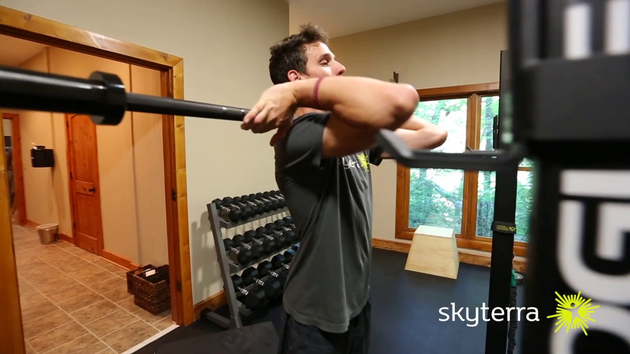 Movement Library: The Barbell Front Squat
