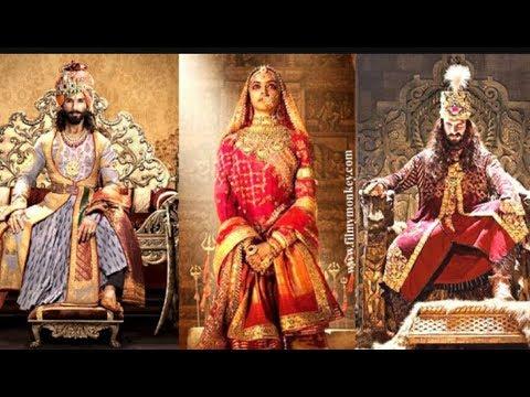 Controversial Indian film Padmaavati Movie release final date 25 jan 2018 Deepika Padukone's