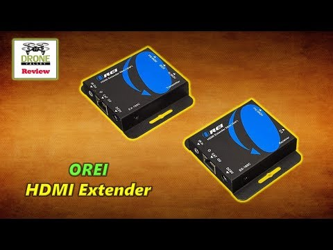 Extend Your HDMI Connection 165 feet With This OREI Product!