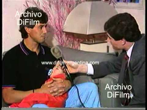 DiFilm - Reportaje a Ricardo Giusti (1990)