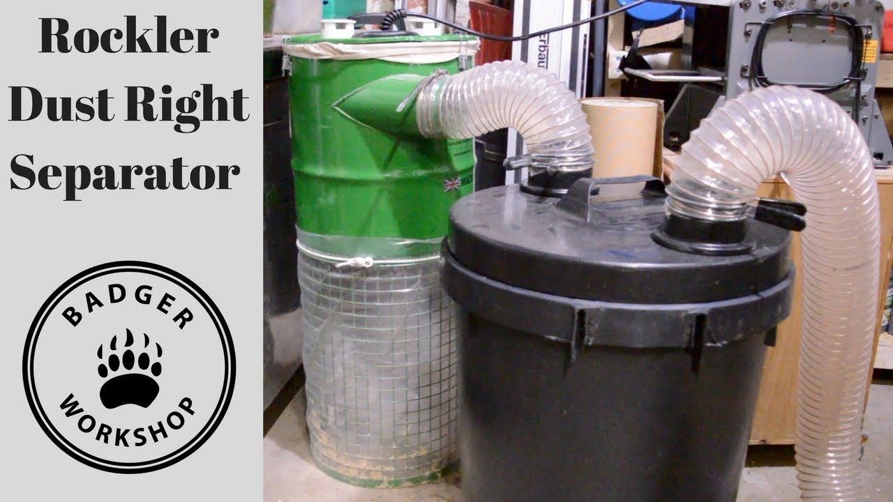Dust Right Vortex Dust Separator