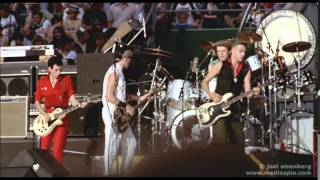 The Clash audio live at the oakland collesium, USA 1982