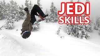 Jedi Snowboard Skills at Mammoth Mountain