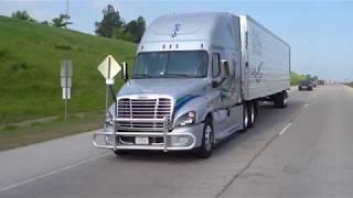 That's John Christner Trucking