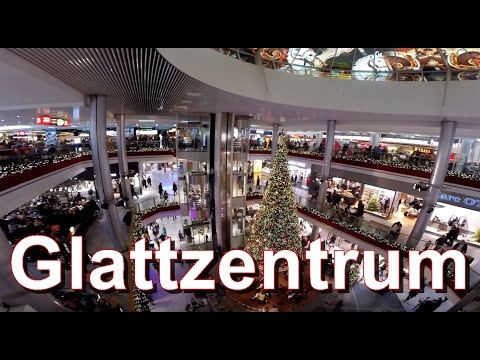 Zürich Shopping Center Glattzentrum (Christmas Time) Switzerland