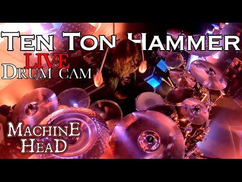 ROADKILL - Machinehead Drum Cam.