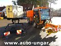 Youtube-Video Nilfisk CityRanger Jungo Jet 3500 4x4 Besen + Streuer + Kehrmaschine
