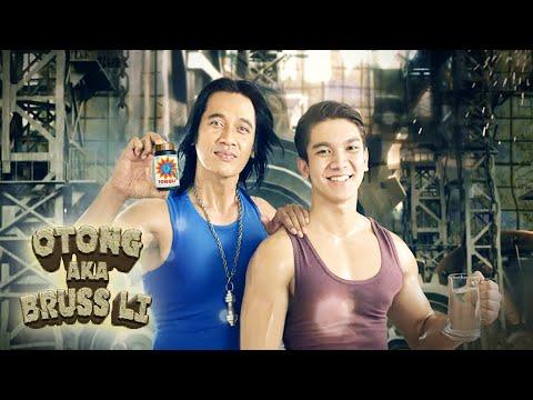 Bintang Iklan TongLi bikin Otong kaya Bruce Lee