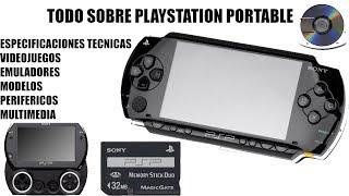 Todo Sobre la PlayStation Portable (2018)