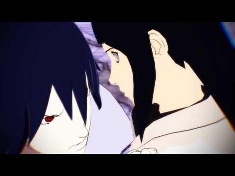 Sasuke Bites Hinata MMD Sasuhina