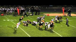 Dublin Coffman vs. Hilliard Davidson High School Football Highlights 2011