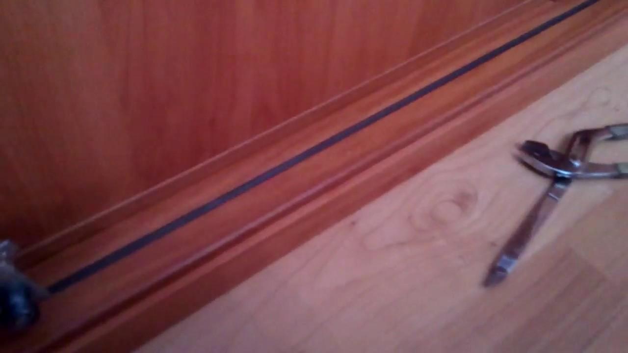 Problema para sacar las ruedas de un armario de puertas - Sistemas de puertas correderas para armarios ...