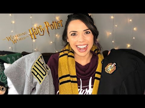 Wizarding World Of Harry Potter Haul! | Must Haves