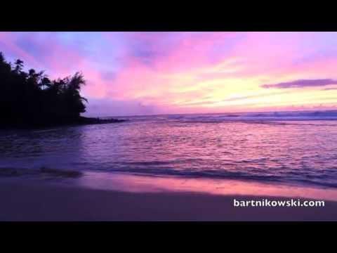 Kauai, Sunset