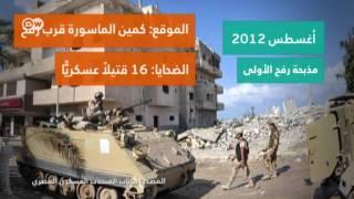 أبرز العمليات الإرهابية دمويةً في سيناء