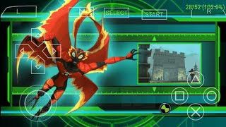 [Android] Ben 10 Ultimate Alien Cosmic destruction Gameplay level 4 China town part 2