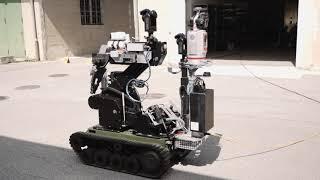 Durchblick - Robotergestützte Detektion von USBVs