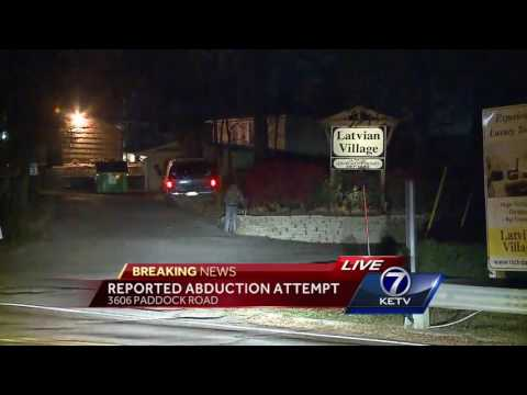 Omaha police investigate report of possible abduction attempt