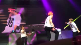 Video 150726 BTS TRBinLA Concert The Rise of Bangtan download MP3, 3GP, MP4, WEBM, AVI, FLV April 2018