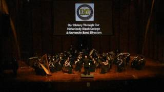 "Howard University Concert Band - ""Overcome"" @ 2017 HBCU Consortium"