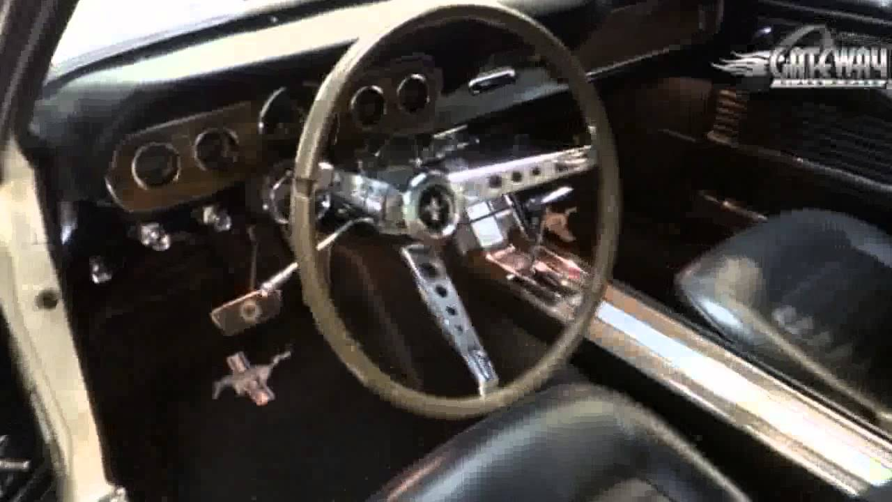 1966 ford mustang 2+2 fastback for sale at gateway classic cars in