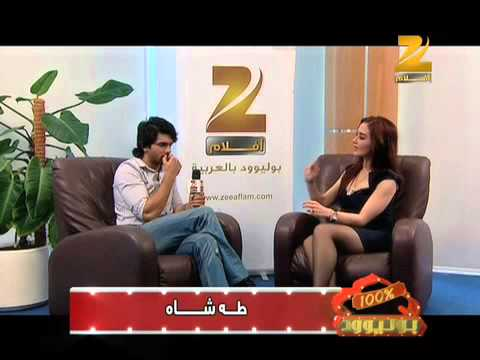 'Taaha Shah' Interview on Zee Aflam