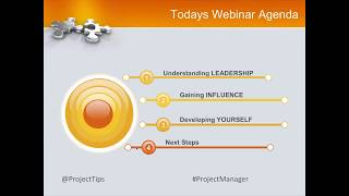 Free Project Management Training: How To Be A Great Leader
