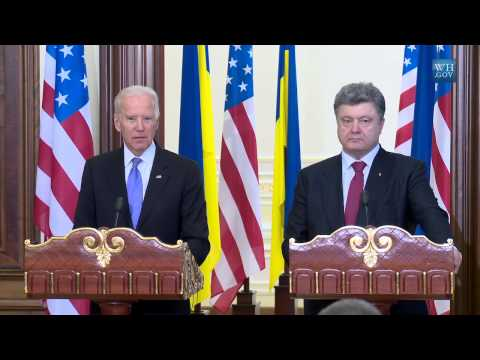Remarks by Vice President Biden in Kiev, Ukraine