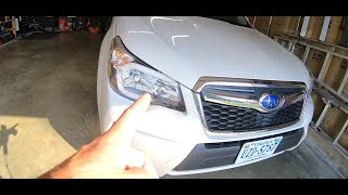 homepage tile video photo for 2015 Subaru Forester XT Ep.146: Thinking about a Headlight Project