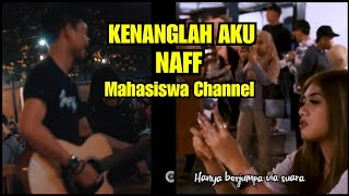 Download Mp3 Kenanglah Aku - Naff  Lirik  Cover By Tri Suaka - Pendopo Lawas Jogja