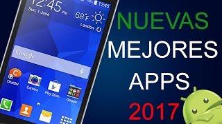 TOP 5 MEJORES APLICACIONES PARA ANDROID 2017