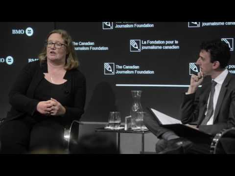 Keeping Pace with the New Media Ecosystem: Emily Bell with David Skok