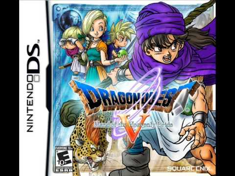 Dragon Quest V DS Music - Overworld theme