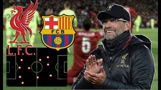 How Liverpool Beat Barca 4-0 | Tactical Analysis