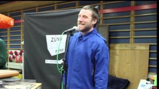 Tied Up In Nottz - Unplugged mit Hackbrett - SLEAFORD MODS