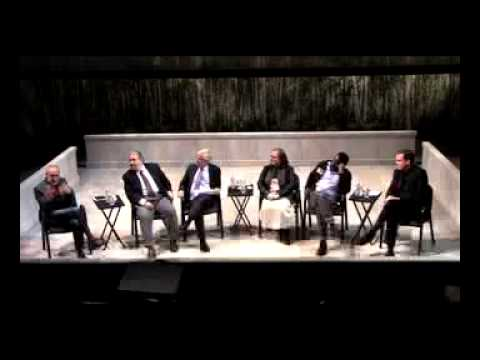 The Merchant of Venice: Post-show discussion at East 13th Street Theatre, New York City