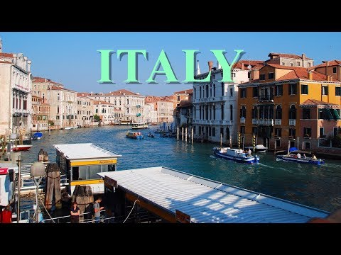 10 Best Places to Visit in Italy - Italy Travel Video